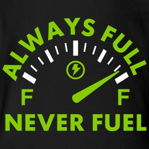 Never Fuel Baby & Toddler Shirts - Short Sleeve Baby Bodysuit