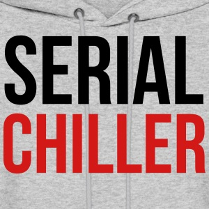 Serial Chiller  Hoodies - Men's Hoodie