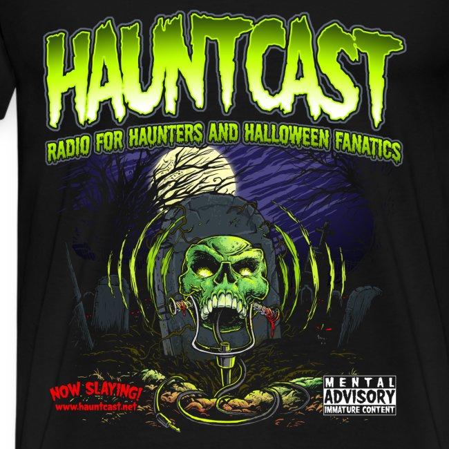 Hauntcast Premium T-Shirt