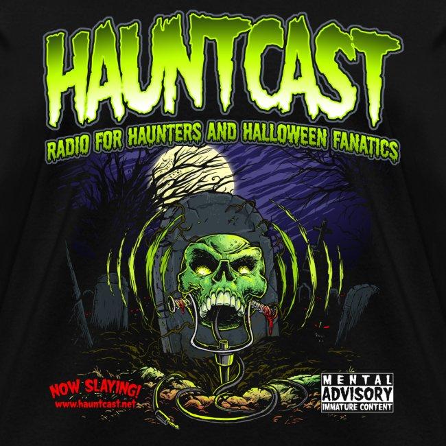 Hauntcast Women's T-Shirt