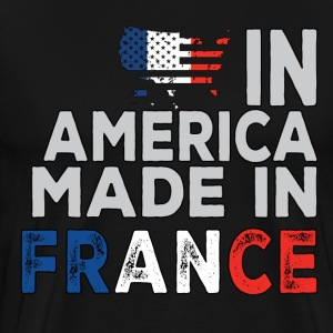 Made in France T-Shirts - Men's Premium T-Shirt