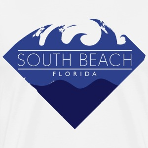 South Beach - Men's Premium T-Shirt