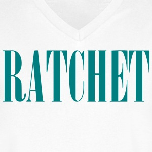 RATCHET T-Shirts - Men's V-Neck T-Shirt by Canvas