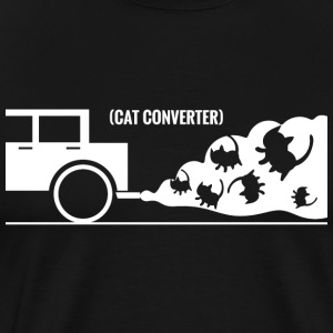 Cat Converter T-Shirts - Men's Premium T-Shirt