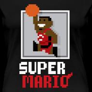 Design ~ Super Mario - Ladies