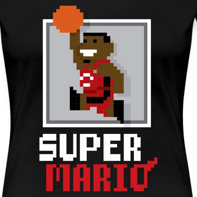 Super Mario - Ladies