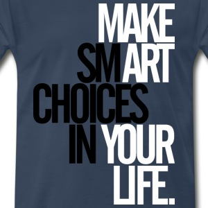 Make art your life t-shirts - Men's Premium T-Shirt