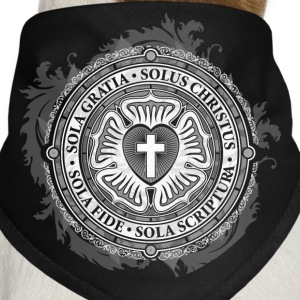 Christian Jesus Rose Lutheran - Dog Bandana