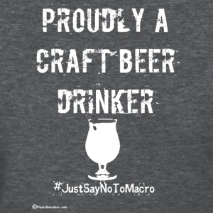 Proudly A Craft Beer Drinker Women's T-Shirt - Women's T-Shirt
