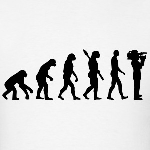 Evolution Movie T-Shirts - Men's T-Shirt