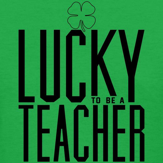 Lucky To Be a Teacher