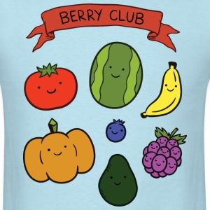 Berry Club T-Shirt - Men's T-Shirt