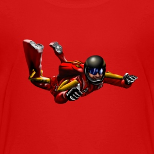 skydiver Baby & Toddler Shirts - Toddler Premium T-Shirt