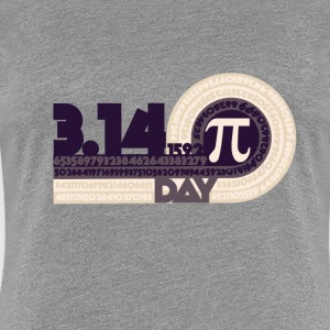 Ultimate pi day - Women's Premium T-Shirt