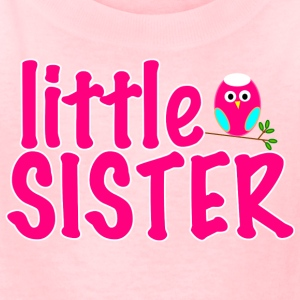 Little Sister Shirt - Kids' T-Shirt