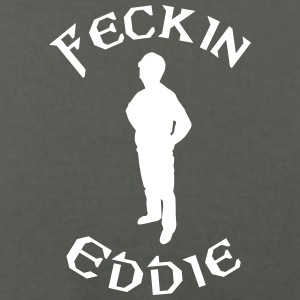 Little Feckin Eddie Slim Fit T - Men's T-Shirt by American Apparel