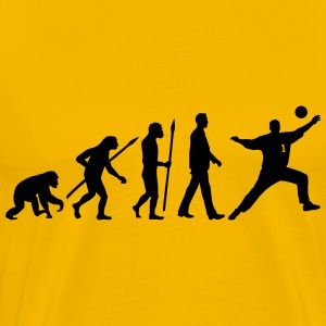 evolution_handball_torwart_012015_b_1c T-Shirts - Men's Premium T-Shirt