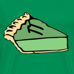 Key Lime PI DAY - Men's Premium T-Shirt