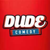 Design ~ DudeComedy Coffee Cup