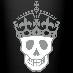 Skull Crown Mugs & Drinkware - Full Color Mug