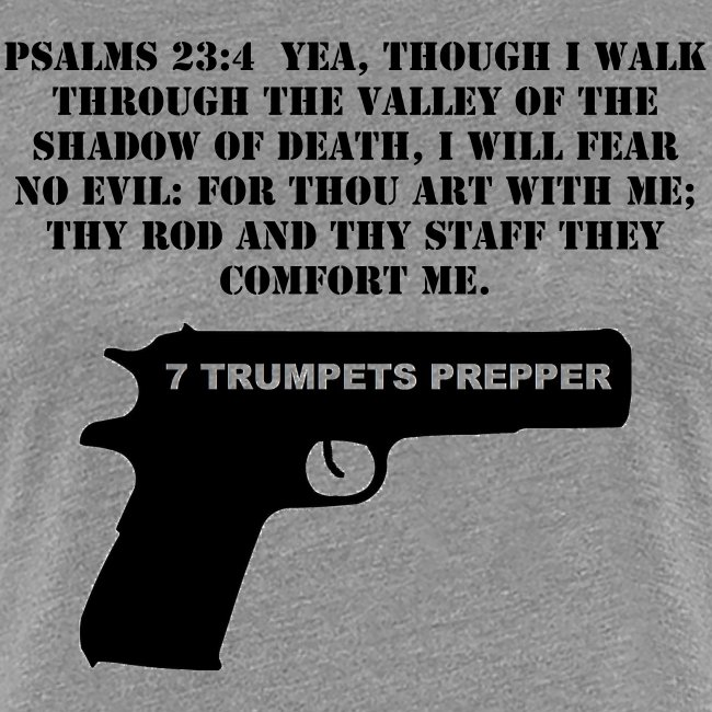 Psalms 23:4 1911 Pistol (Ladies)
