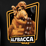 Design ~ Alfbacca: Cat Wars Tee