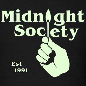 Midnight Society v2 - Men's T-Shirt