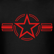 Design ~ Army Navy Air Force Star