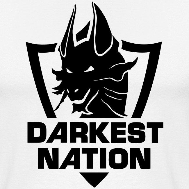 DN Steelix Baseball T-Shirt - Dusky Black