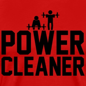 Power cleaner - Men's Premium T-Shirt