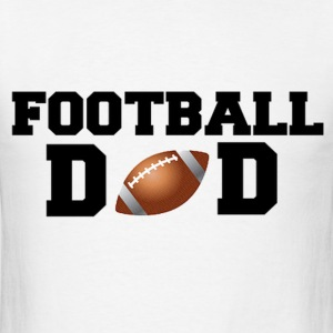 Football Dad T-Shirts - Men's T-Shirt