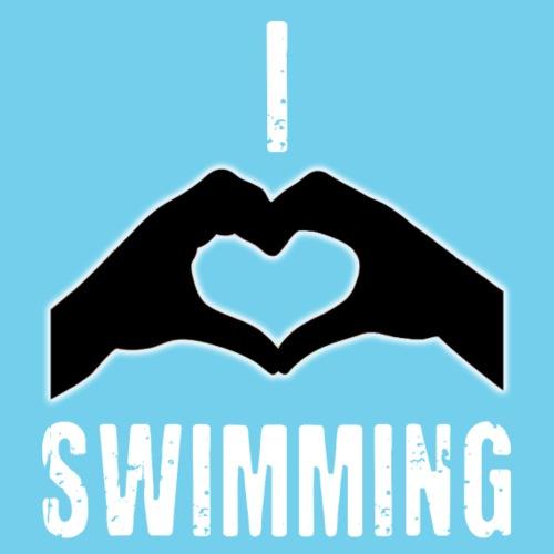 I heart swimming