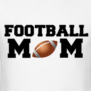 Football Mom T-Shirts - Men's T-Shirt