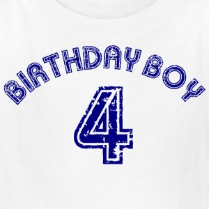 Boys 4th Birthday - Kids' T-Shirt