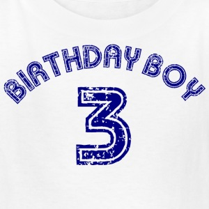 Boys 3rd Birthday - Kids' T-Shirt