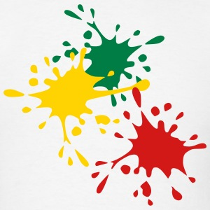 Color splash T-Shirts - Men's T-Shirt