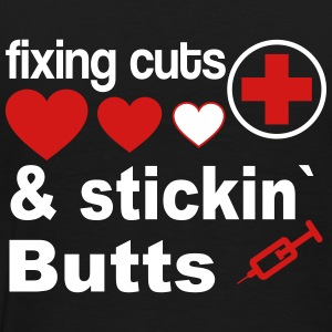 fixing cuts T-Shirts - Men's Premium T-Shirt