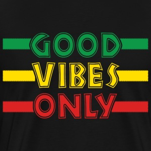 good vibes only T-Shirts - Men's Premium T-Shirt