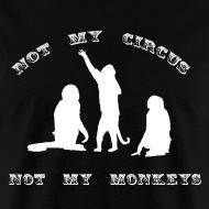 Design ~ Not My Circus, Not My Monkeys