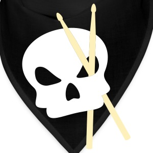 Drummer and skull Caps - Bandana