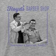 Design ~ Floyd's Barber Shop