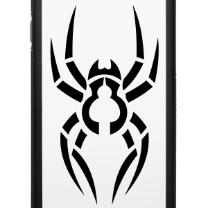 Spider Tribal Tattoo 5 Accessories - iPhone 6/6s Rubber Case