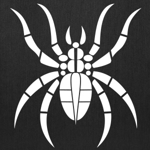 Spider Tribal Tattoo 1 Bags & backpacks - Tote Bag