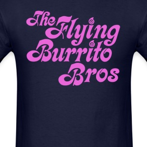 Flying Burrito Brothers - Men's T-Shirt