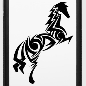 Horse Tribal Tattoo 1 Accessories - iPhone 6/6s Rubber Case
