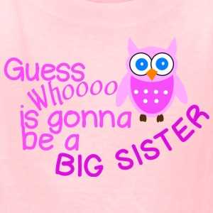 Big Sister Announcement - Kids' T-Shirt
