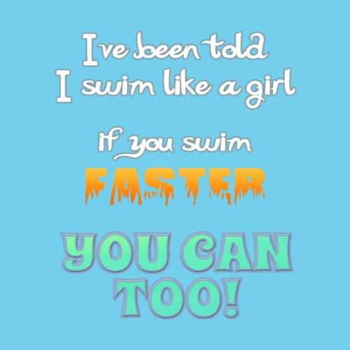 Swim Like a Girl