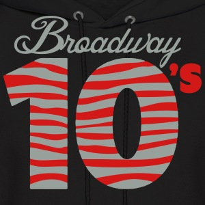 Broadway 10's Shirt Hoodies - Men's Hoodie