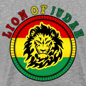 lion of judah T-Shirts - Men's Premium T-Shirt