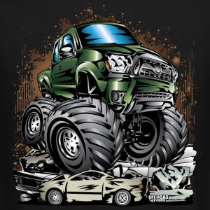 Monster Truck Tacoma Long Sleeve Shirts - Crewneck Sweatshirt